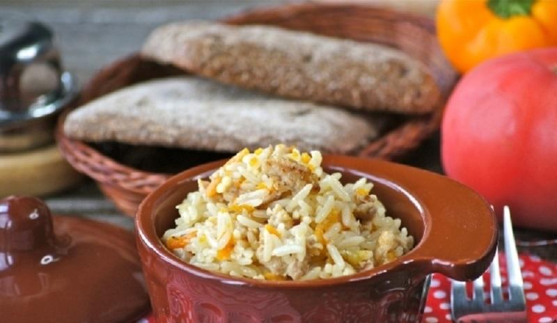 Рис с фаршем в духовке: вкусное полноценное блюдо