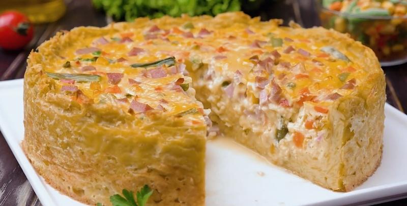 Вкусные картофельные пироги: станут любимым лакомством