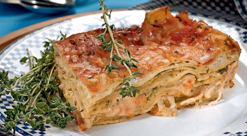 Лучшие рецепты лазаньи: любимого блюда Цицерона