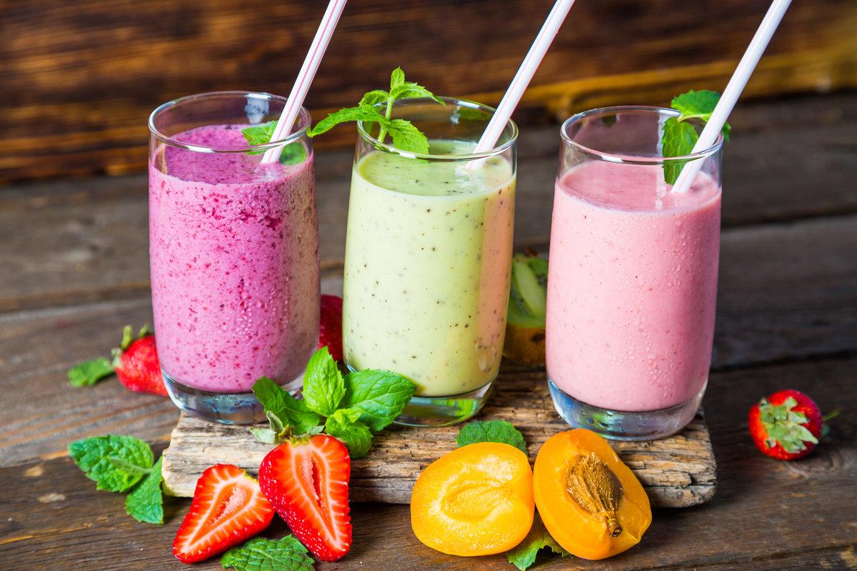 Вкусные и полезные напитки для похудения