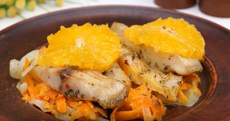 Запечена риба з апельсинами: нове блюдо для новорічного столу