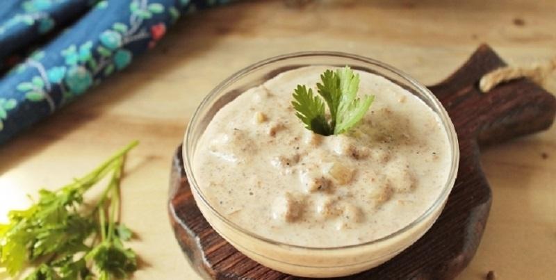 Соус из бородинского хлеба:  ароматное дополнение к любому блюду
