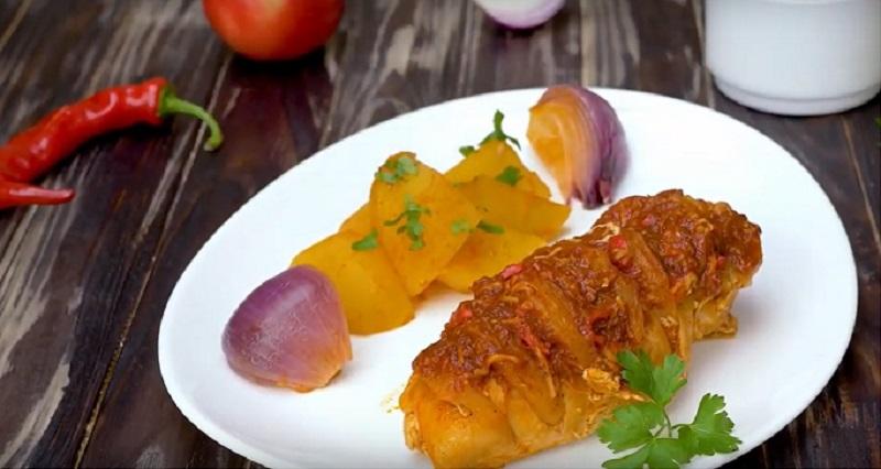 Куриные грудки с начинкой: изумительные рецепты для духовки и сковороды