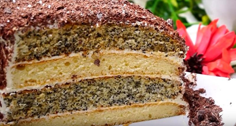 Нереально вкусный торт «Нежность»: невозможно отказаться