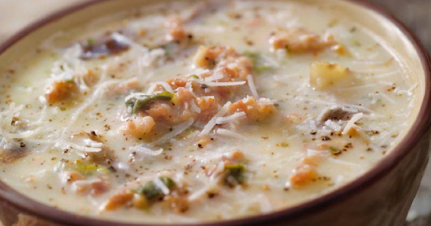 Бесподобный итальянский суп-пюре