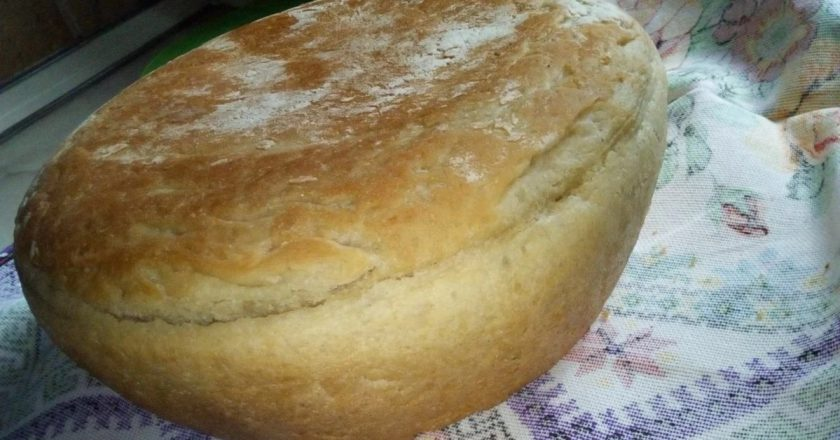 Мягкий хлеб на сковороде: без закваски, быстро, просто и легко!