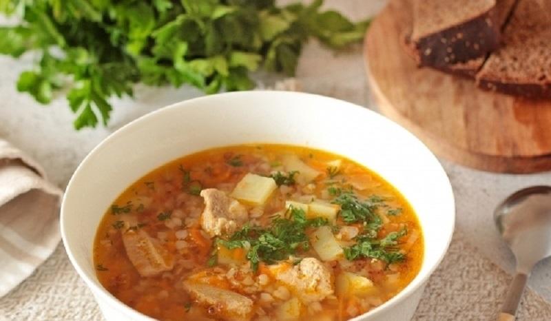 Гречневый суп по-восточному: и блюдо заиграет новыми красками
