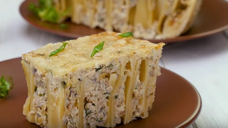 Макаронная запеканка с сыром: нежная и аппетитная