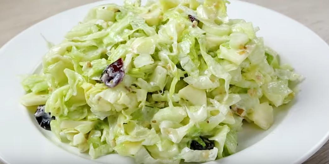 Вкуснейший салат к новогоднему столу