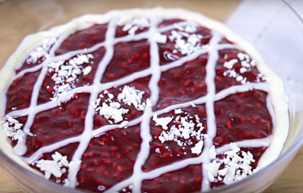 Чудовий новорічний десерт без випічки і желатину