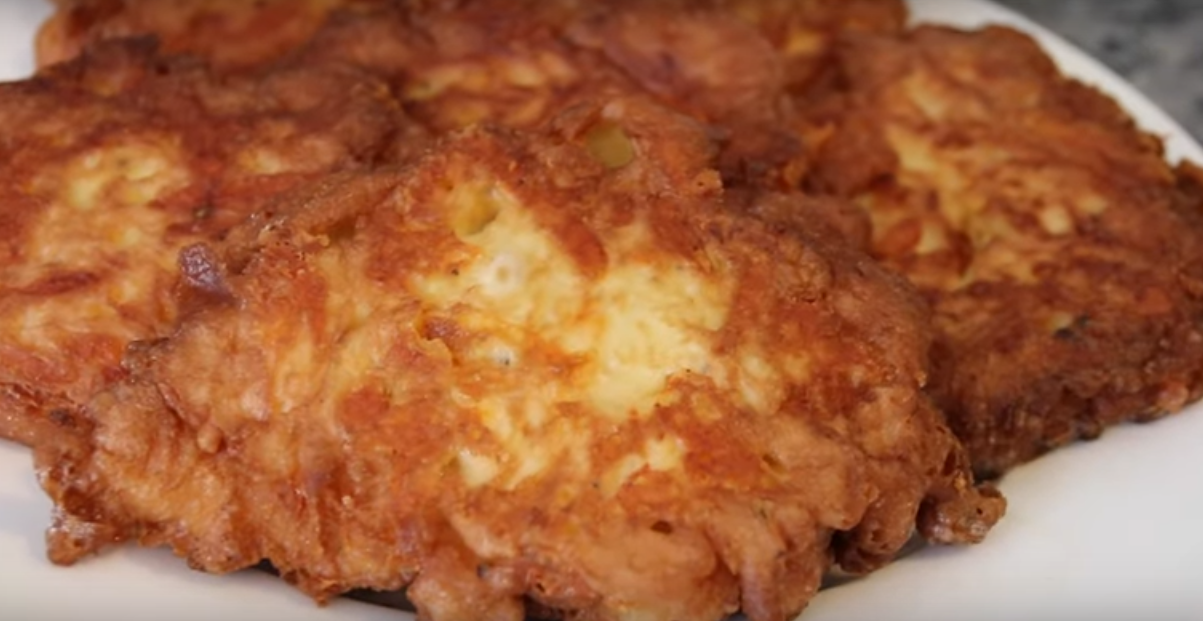 Нежнейшие куриные отбивные с сыром