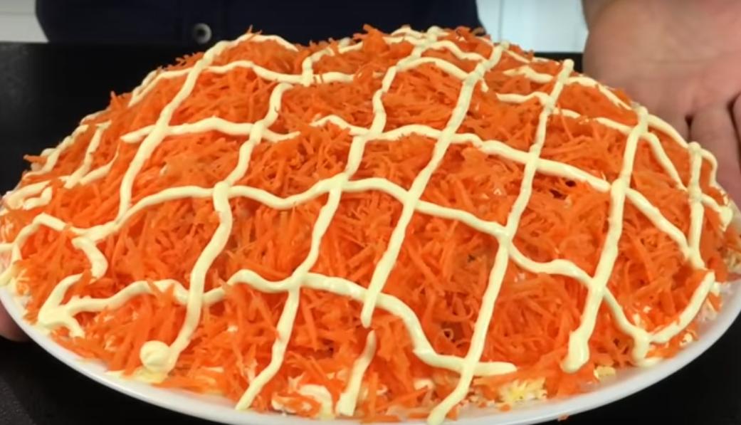 """Потрясающий салат """"Воздушный"""""""