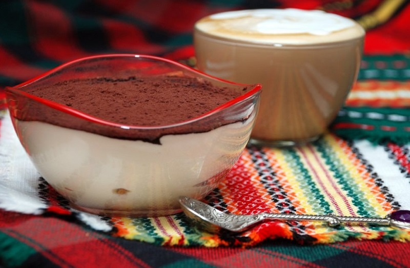 Класичний тірамісу: шикарний десерт своїми руками