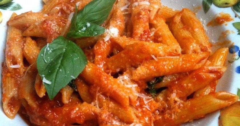 Макароны со сливочным соусом: поистине итальянское блюдо