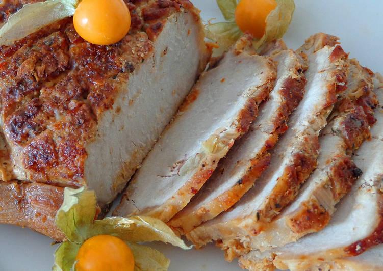 Вкуснейшее запеченное мясо к праздничному столу