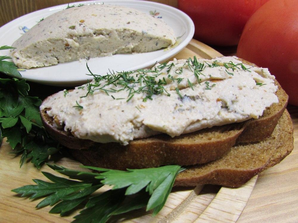 Домашний творожный сыр