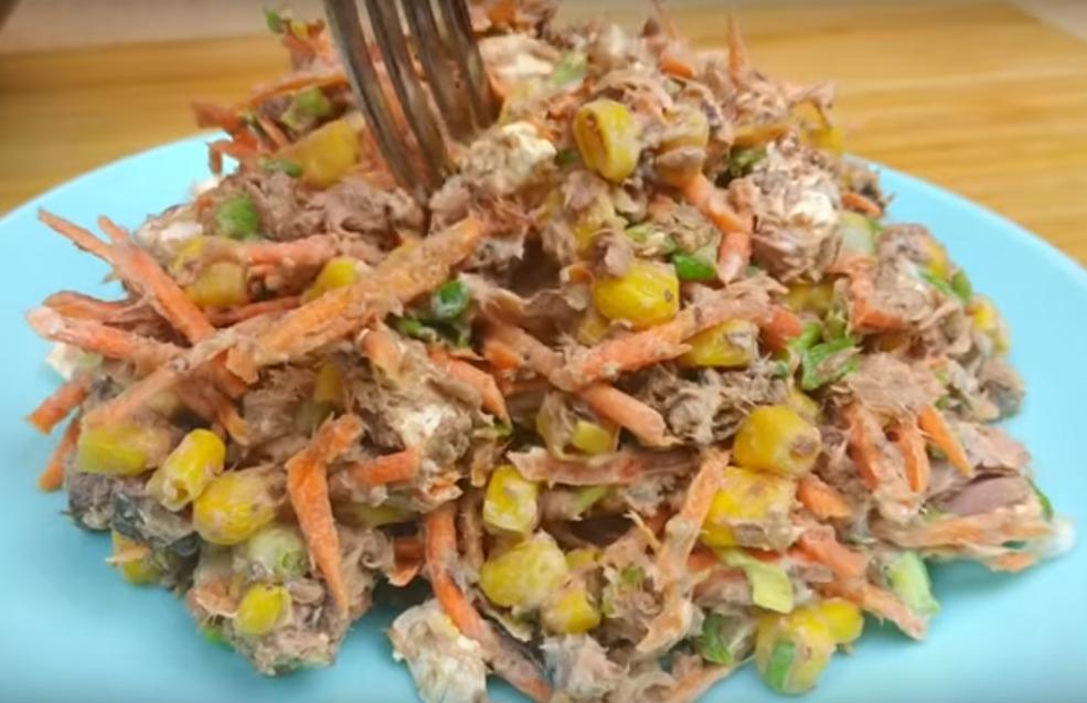 Шикарный салат на каждый день