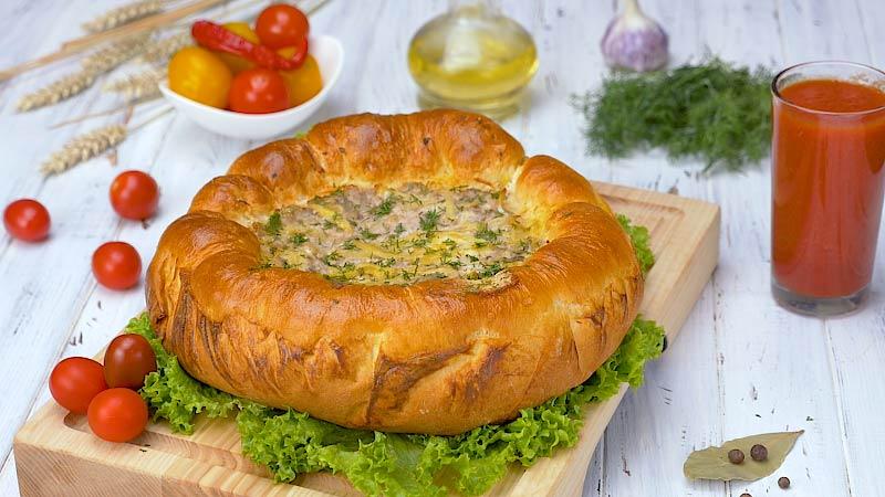 Мясные пироги: главное блюдо для повседневного и праздничного стола