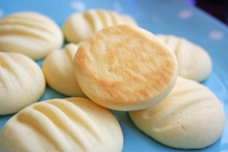 Отменное печенье из трёх ингредиентов