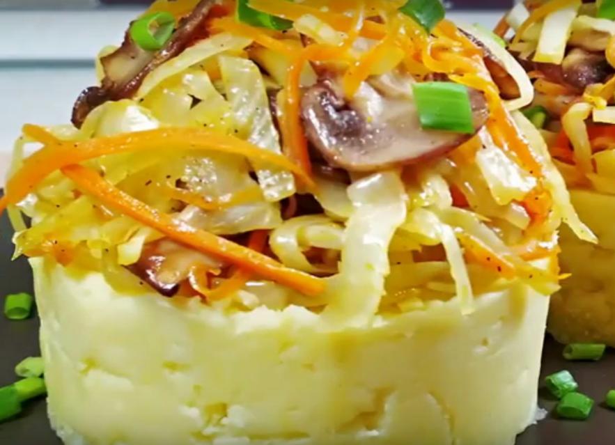 Простой рецепт из капусты по-польски