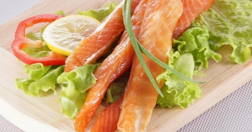 Брюшки и хребты лосося: как засолить в домашних условиях