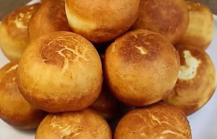 Самые простые пончики для всей семьи