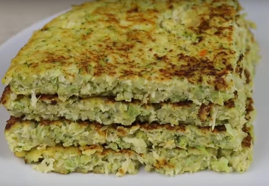 Неожиданно вкусное блюдо из брокколи