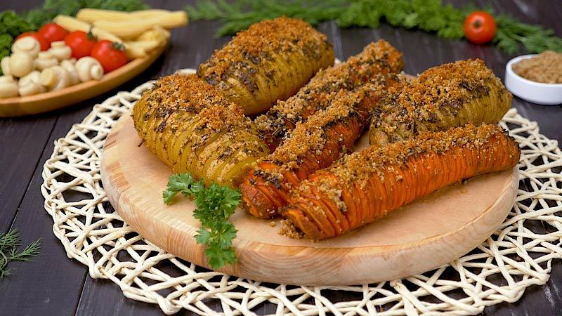 Овощи в духовке: проще и полезнее, чем на сковороде