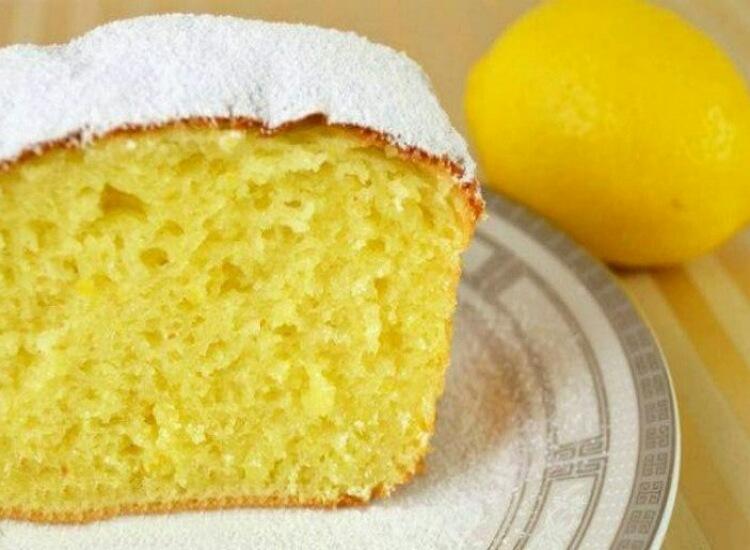 Вкуснейший творожный кекс с низким содержанием масла