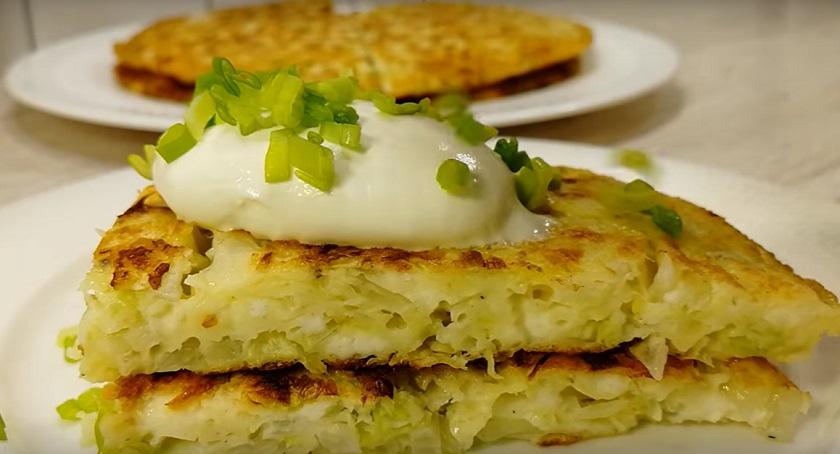 Чудесное блюдо из пекинской капусты с сыром: и никакого мяса не надо
