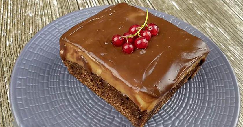 Восхитительный мокрый кекс на десерт: по мотивам восточных сладостей
