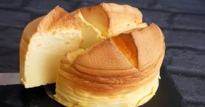 Сырное суфле: удивительно воздушное блюдо на завтрак