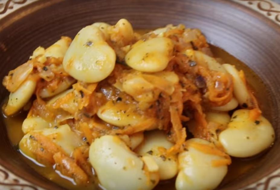 Вкусное и бюджетное блюдо из фасоли