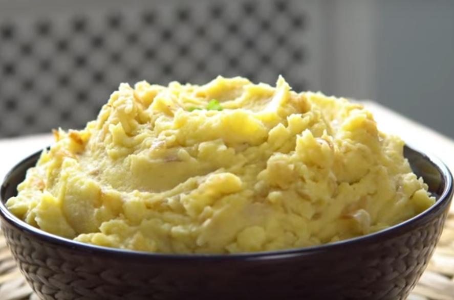 Превосходное картофельное пюре