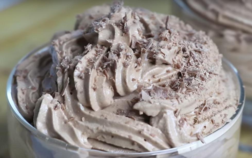 Вкуснейший десерт из двух ингредиентов