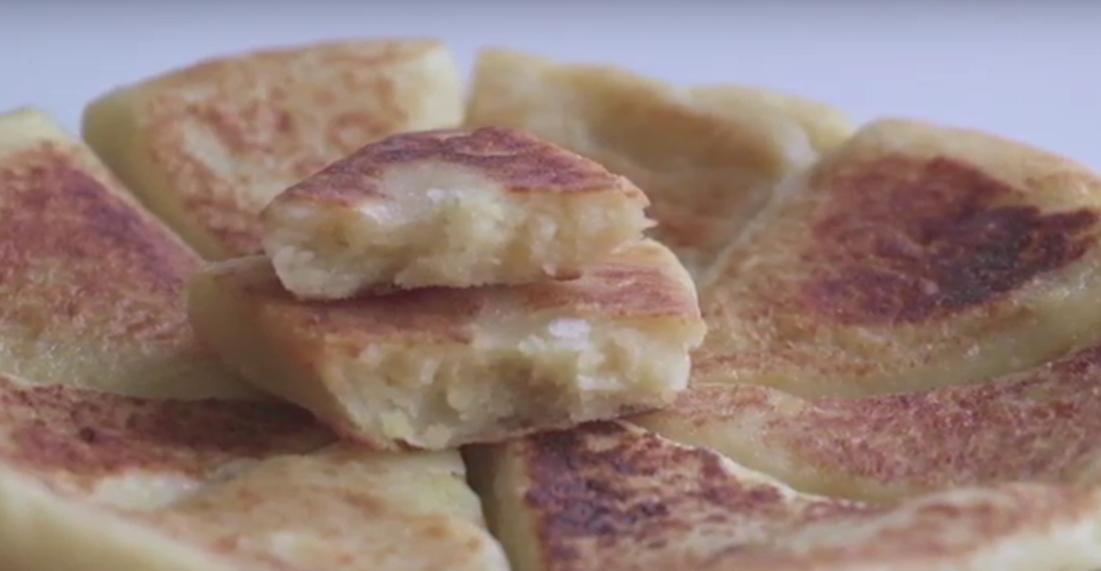 Потрясающе вкусные картофельные лепешки