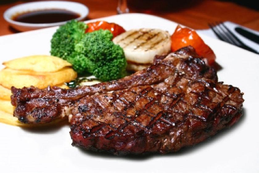 Классический антрекот из свинины: шедевр настоящей кулинарии