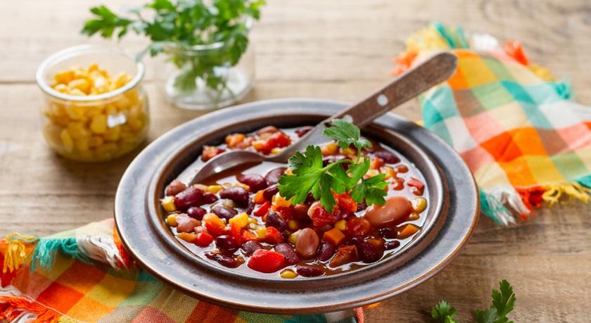 Постные блюда  из фасоли: удовольствие от вкуса и аромата