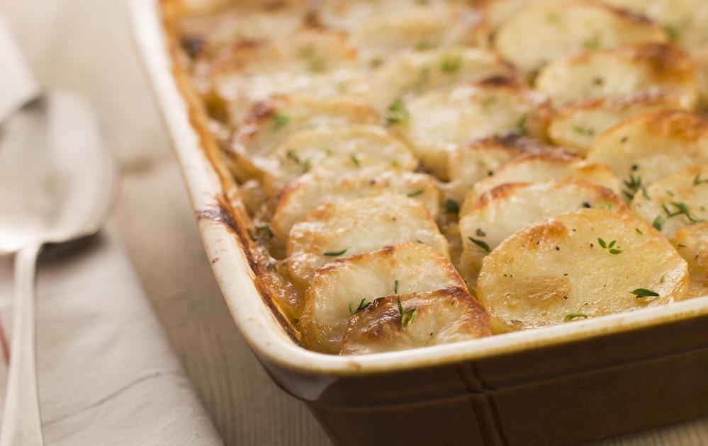 Вкуснейший картофель по-французски