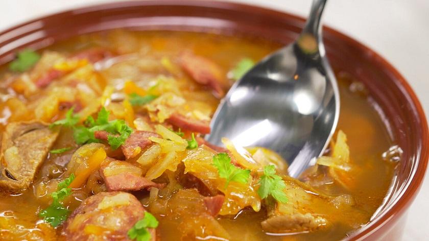 Чешская капустница: суп для ценителей прекрасного вкуса