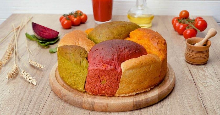 Австралийский овощной хлеб: яркая выпечка своими руками