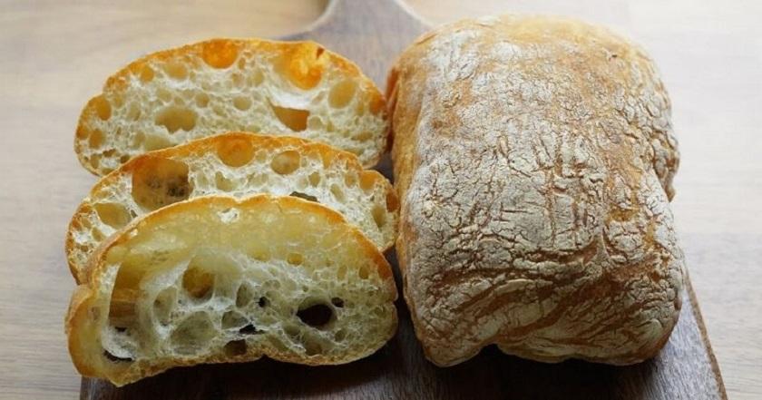 Вкусная чиабатта своими руками: вы забудете про хлеб из магазина