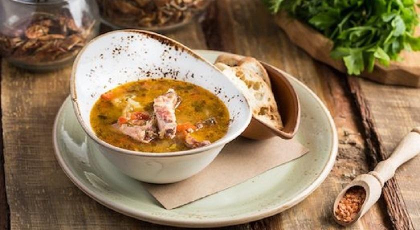 Ароматный чечевичный суп: вкусное и полезное первое блюдо