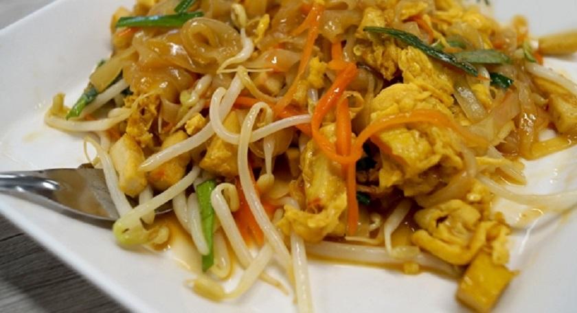 Тайская лапша с арахисом: оригинальное и изысканное блюдо