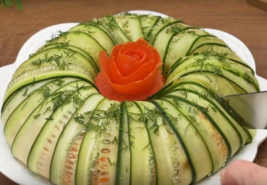 Самый вкусный праздничный салат