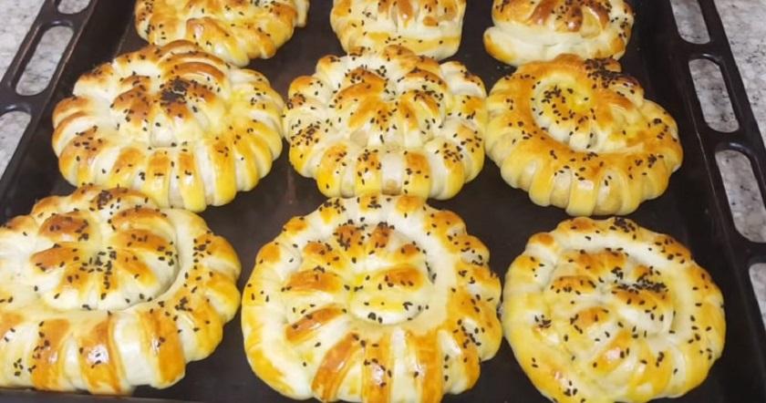 Нежные и вкусные пирожки: по мотивам узбекской кухни