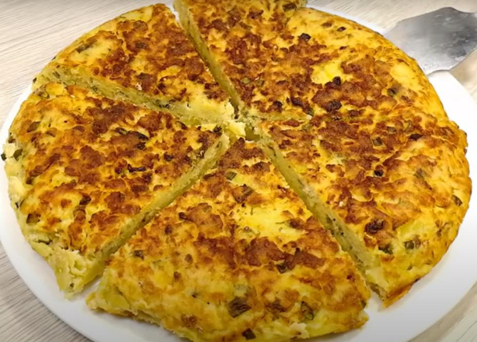 Чудо  обед на сковороде: быстро, просто и вкусно
