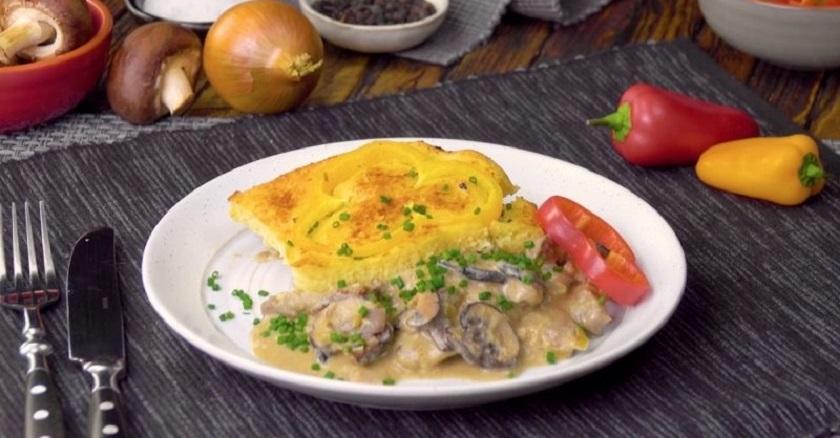 Запеканка бефстроганов с грибами: идеальный рецепт популярного блюда