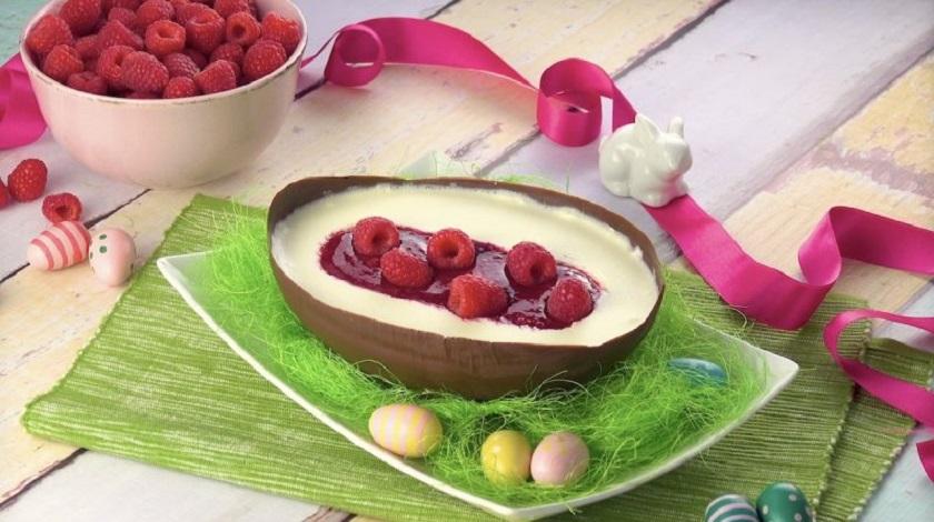 Весенний торт «Пасхальное яйцо»:  бесподобный десерт для праздника