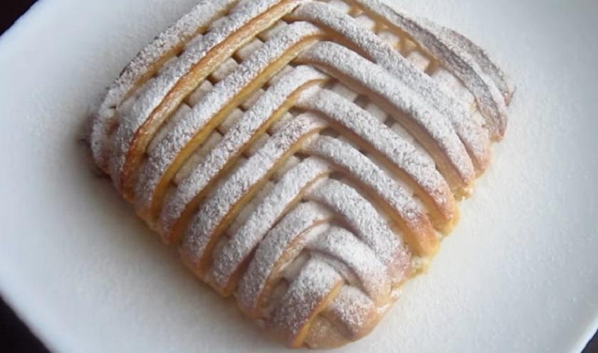 Вкусный пирог с цитрусовой начинкой: покорит гостей и домочадцев